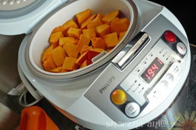 Multicooker HD3037 Philips / fot. SmacznaAni@